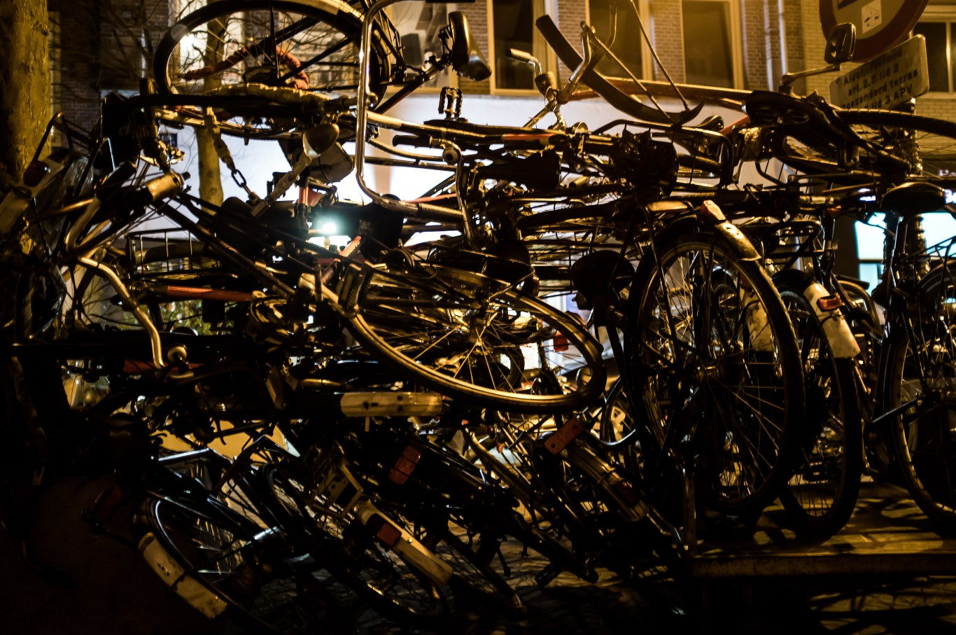 Bike Art or Bike Trash?